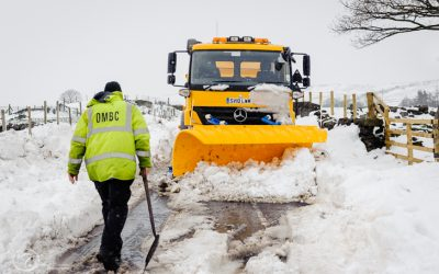 Gritting Forecast – Monday 20th March
