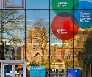 Oldham Library: What's On?