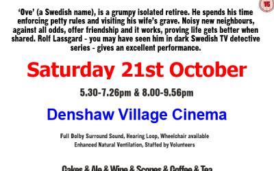 Denshaw Community Association Bulletin: October 2017