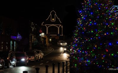 Saddleworth Christmas Illuminations 2019